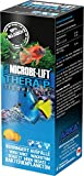 MICROBE-LIFT Therap Bacterias de Limpieza para el Cuidado de Peces, Previene Enfermedades, Favorece el Crecimiento de los Animales, para Agua Dulce y Salada