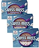 Swiss Miss Marshmallow Lovers Hot Chocolate (9.48 oz) - Hot Cocoa Powder Mix...