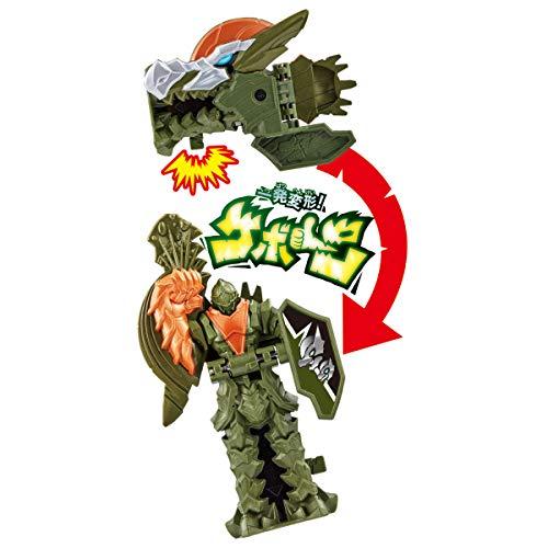 『騎士竜戦隊リュウソウジャー 騎士竜シリーズ10 DXパキガルー』の5枚目の画像