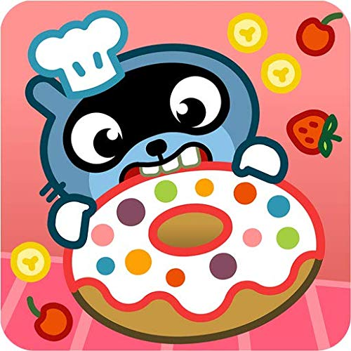 Pango Bakery : cooking and baking game for kids