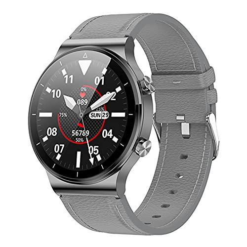 M2 Heren Smart Horloge Bluetooth Call Fitness Horloge Stappenteller Met Hartslagmonitor IP68 Waterdichte Sporthorloge Voor Ios Android Smart Watch,A
