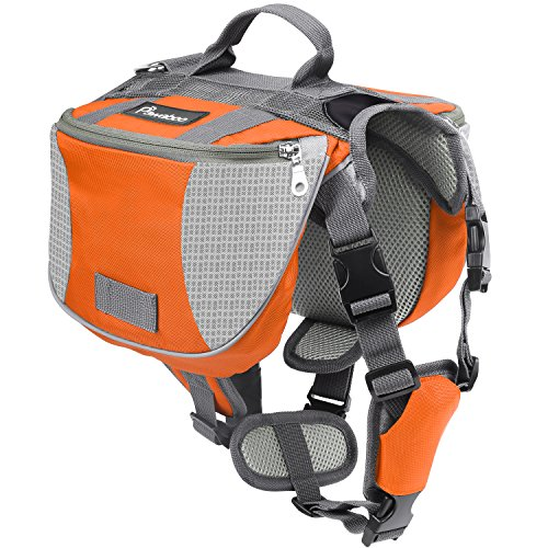 Pawaboo Adjustable SaddleBag