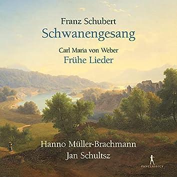 Schubert & Weber: Vocal Works