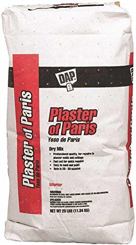 Dap 10312 25 Lb Plaster of Paris (Interior Use) 25 lb White