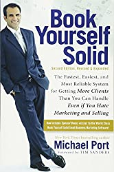 Best Sales Books includes Book Yourself Solid by Michael Port
