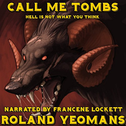 Call Me Tombs audiobook cover art