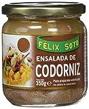 Félix Soto, Conserva de carne de pollo (Ensalada de Codorniz) - 2 de 350 gr. (Total 700 gr.)