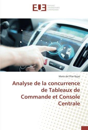 Analyse de la concurrence de Tableaux de Commande et Console Centrale (OMN.UNIV.EUROP.)