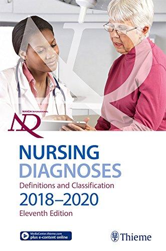 NANDA International Nursing Diagnoses: Definitions & Classification 2018-2020 (Definitions & Classification, 2018-2020) (English Edition)