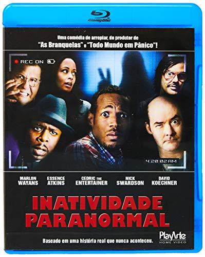 Inatividade Paranormal, Blu-Ray