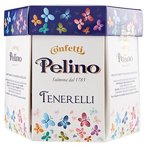Confetti Pelino Monoporzionati in Bustine Singole, Gusti Misti - 300 gr