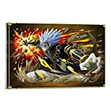 Anime Poster ONE Piece One Piece Treasure Cruise Gladius Canvas Art Poster and Wall Art Picture Print Modern Family Bedroom Decor Posters 16x24inch(40x60cm)