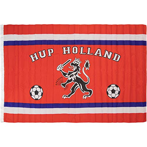 Brandunit Holland Flagge Fahne 96x144cm (one Size, orange)