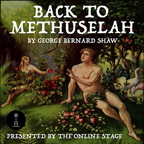 Back to Methuselah cover art
