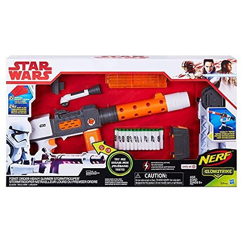 Nerf Star Wars Premier Ordre - Stormtrooper Deluxe Blaster [Hasbro]