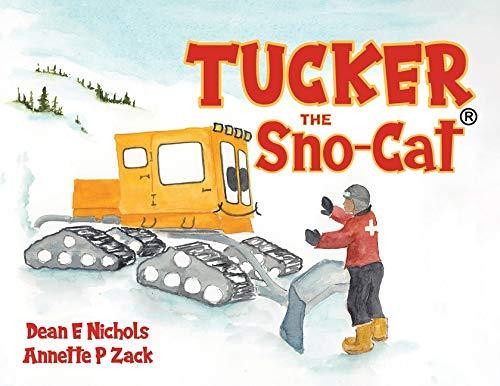 Tucker the Sno-Cat
