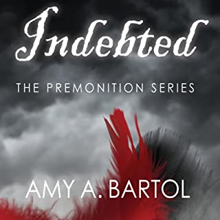 Indebted audiobook cover art
