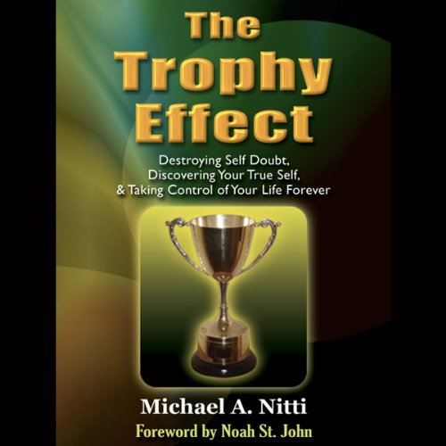 The Trophy Effect audiobook cover art