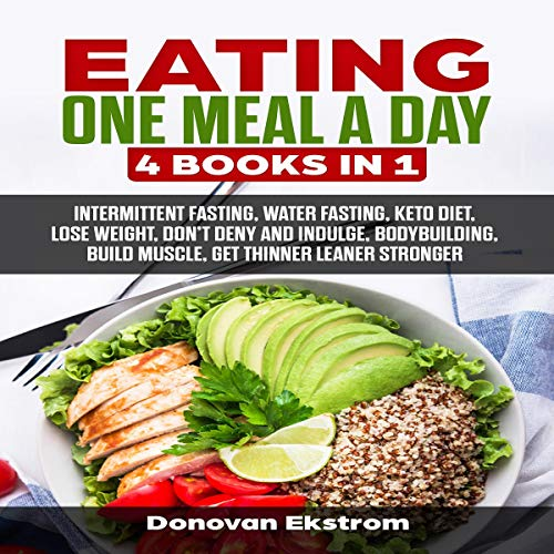 Eating One Meal a Day: 4 Books in 1 Titelbild