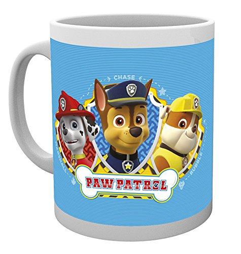 GB eye LTDMG0663 Tazza Paw Patrol - Trio, Multicolore