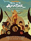 Avatar - The Last Airbender--The Lost Adventures and Team Avatar Tales Library Edition