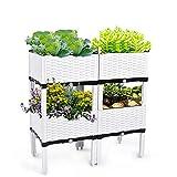 Raised Garden Bed Planter Box