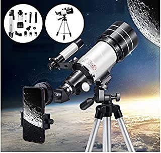 Zorzel Astronomical Telescope Professional Zoom Outdoor HD Night Vision 150X Refractive Deep Space Moon Watching Gifts Ast...
