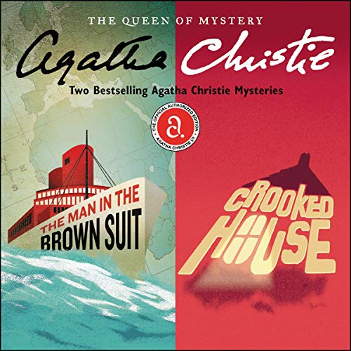 Couverture de The Man in the Brown Suit & Crooked House