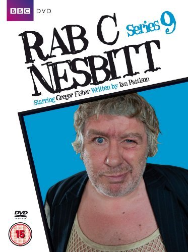 Rab C Nesbitt - Series 9 [DVD] by Gregor Fisher