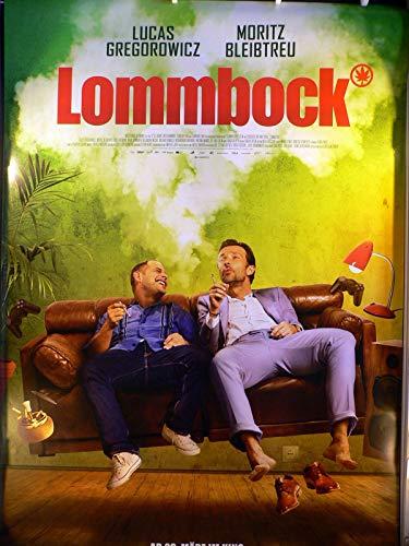 Lommbock - Moritz Bleibtreu - Alexandra Neldel - Filmposter A1 84x60cm gerollt