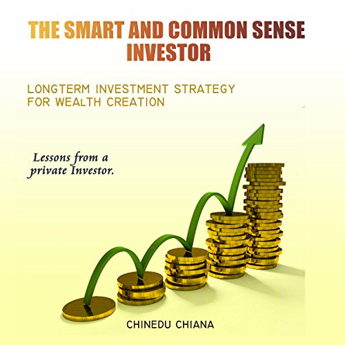 The Smart & Common Sense Investor audiobook cover art