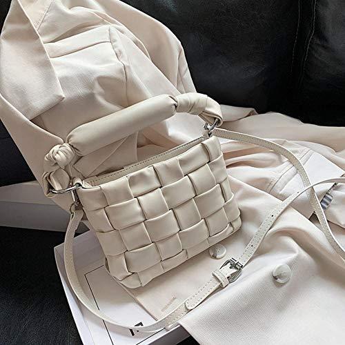 PANZZ Crossbody Bags Women Shoulder Sacs à Main Femme Travel Summer Totes, Beige, Mini