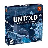 Asmodée- Untold, Castellano, Multicolor (UTD01ES)
