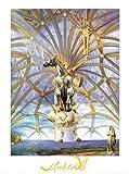 Salvador Dalí Poster/Kunstdruck Santiago EL Grande 60 x 80