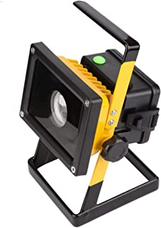 LMDH LED Work Light LED Working Light Powered Battery for Jobsite - Workshop - Construction Site
