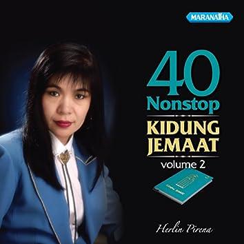 40 Nonstop Kidung Jemaat, Vol. 2