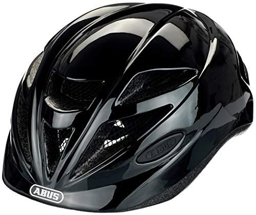 ABUS Unisex-Erwachsene HUBBLE 1.1 Fahrradhelm, shiny black, S