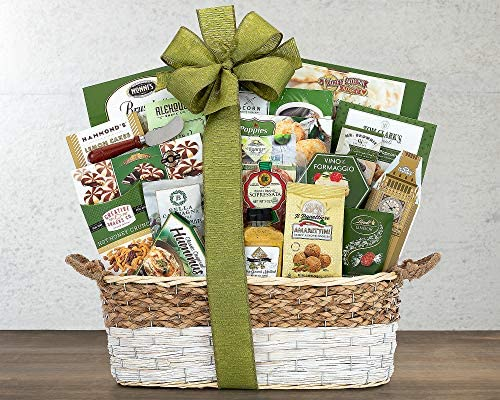Sympathy Gift Basket With Our Sincere Condolences Gift Basket by Wine Country Gift Baskets product image