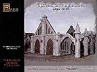 Pegasus Hobby Gothic City Building Small Set 1