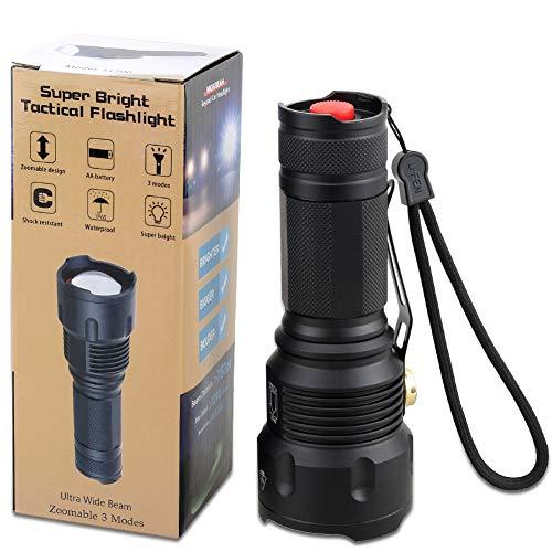Linterna Cree XM-L T6 1200lúmenes LED