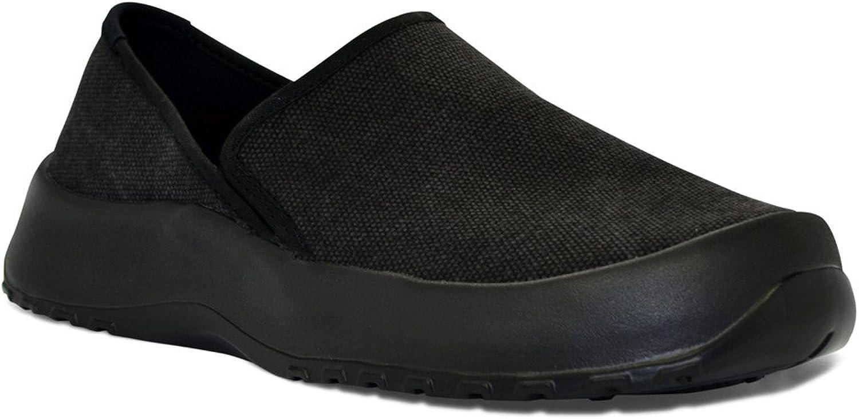 (6 B(M) US Women   4 D(M) US Men, Black) - SoftScience Drift Canvas shoes