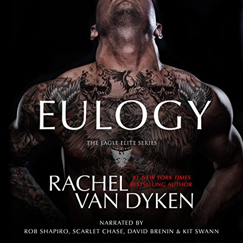 Eulogy audiobook cover art