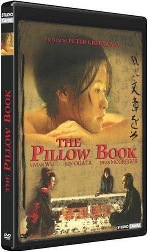 Le DVD The Pillow Book de Peter Greenaway