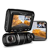 Best Dual Dash Cams - Dual Dash Cam Front and Rear 1080P+1080p Car Review