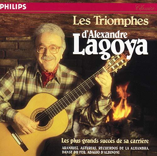 Les Triomphes D'Alexandre Lagoya