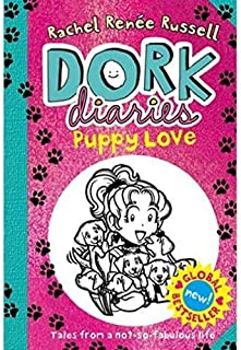 Dork Diaries Puppy Love by Rachel Renee Russell - Paperback