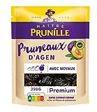Maitre Prunille Pruneaux d'Agen Premium avec Noyaux Calibre 28/33 250 g