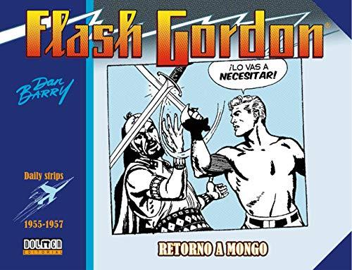 Flash gordon Dan barry vol 3: 1955-1957 (Sin Fronteras)