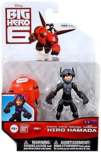 disfruta ahorrando 30-50% de descuento Disney Big Hero Hero Hero 6 Stealth Hiro Hamada Action Figure 4 NIP 2015 by Disney  orden ahora disfrutar de gran descuento