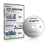 HIIT Rebounding Sammlung mit 3 High Energy Minitrampolin Workouts, die Ihre Fitness auf die nächste...